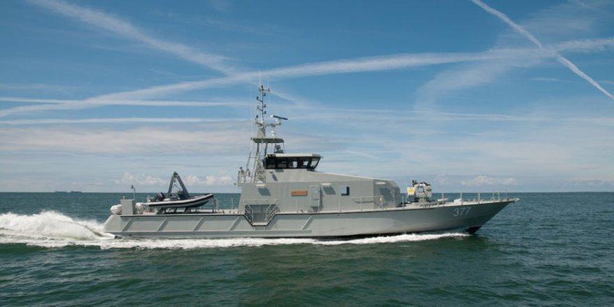 Ukrayna Fransa'dan devriye gemisi alacak