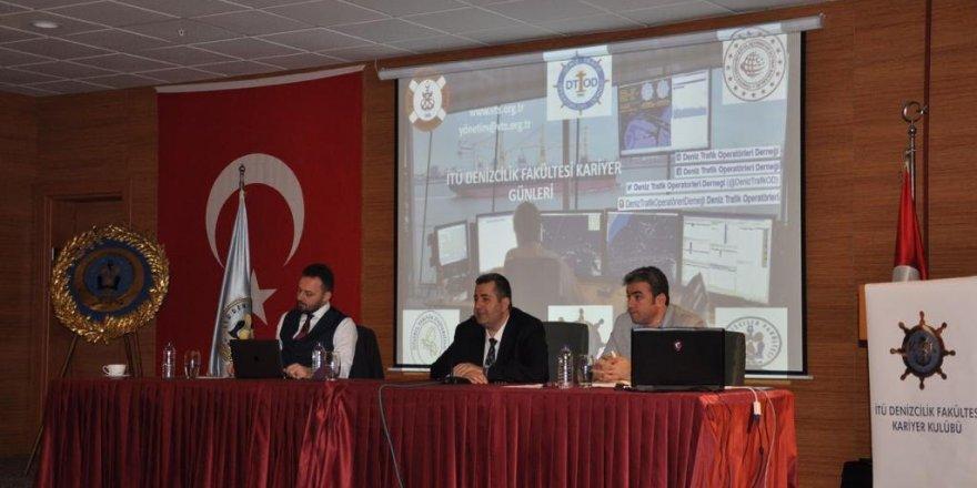 İTÜ'de Denizcilik Fakültesi Sektör Günleri yapıldı