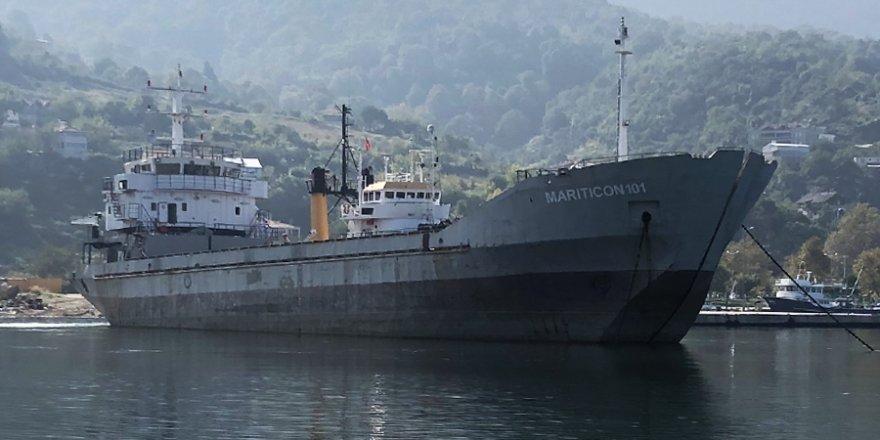 En büyük Split Barge hizmete girdi