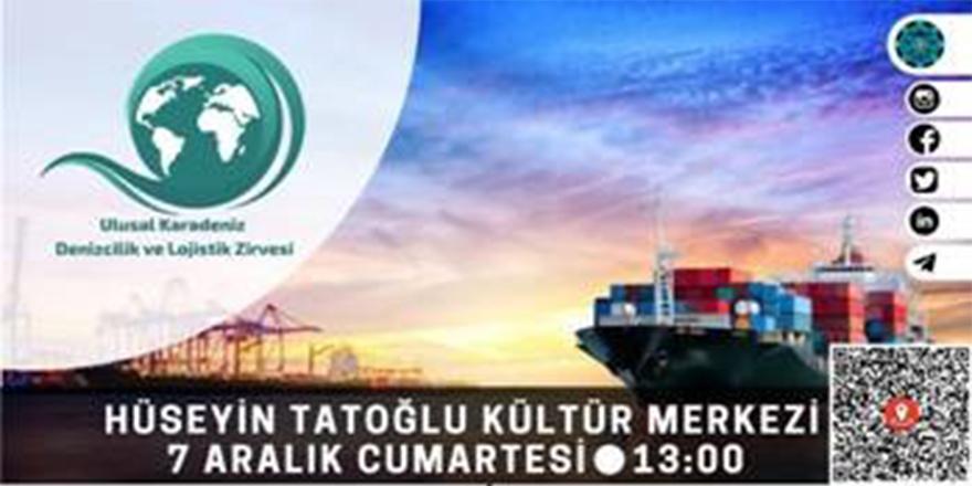 BÜDEMDER'de Karadeniz Denizcilik ve Lojistik Zirvesi