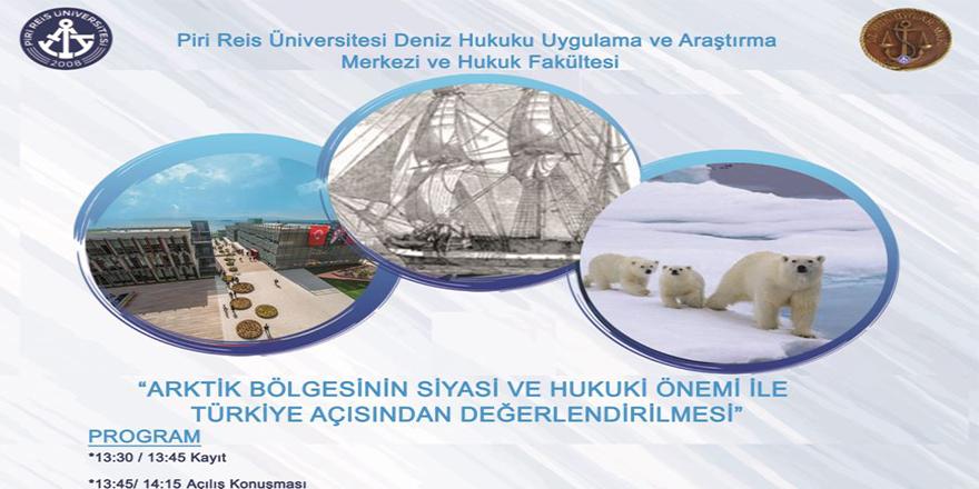 PRÜ'de Arktik bölgesi konuşulacak
