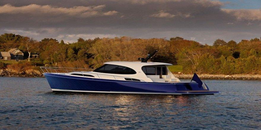 2020 Miami Boat Show'da görücüye çıkacak