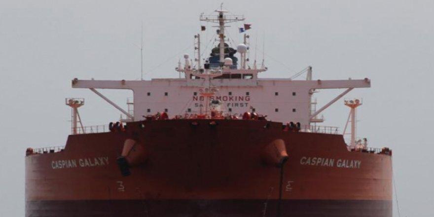 ABD'den Venezuela'ya tanker  yaptırımı
