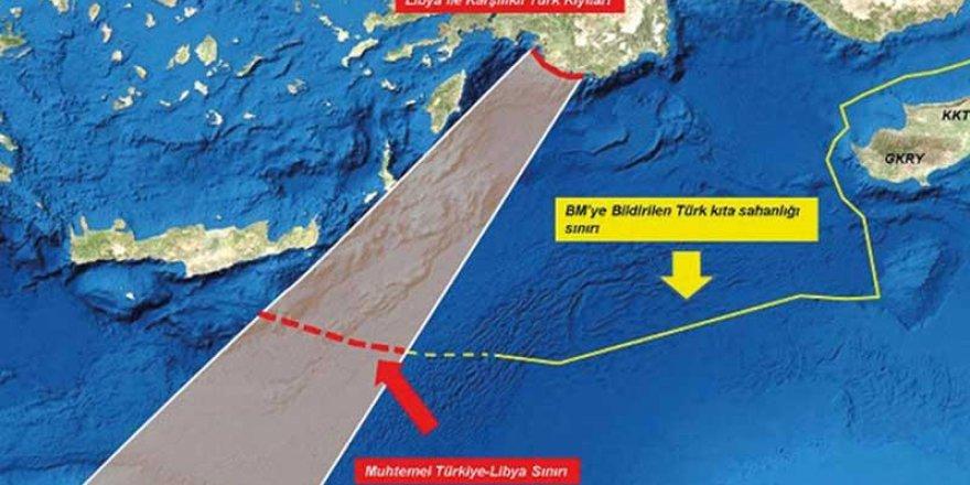 Libya Mutabakatı, komisyonda kabul edildi