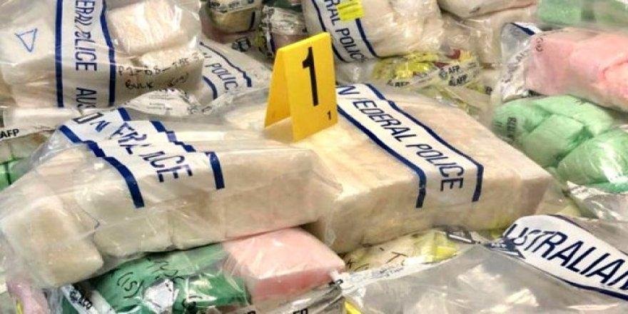 Kargo gemisinde 1 milyar dolarlık uyuşturucu