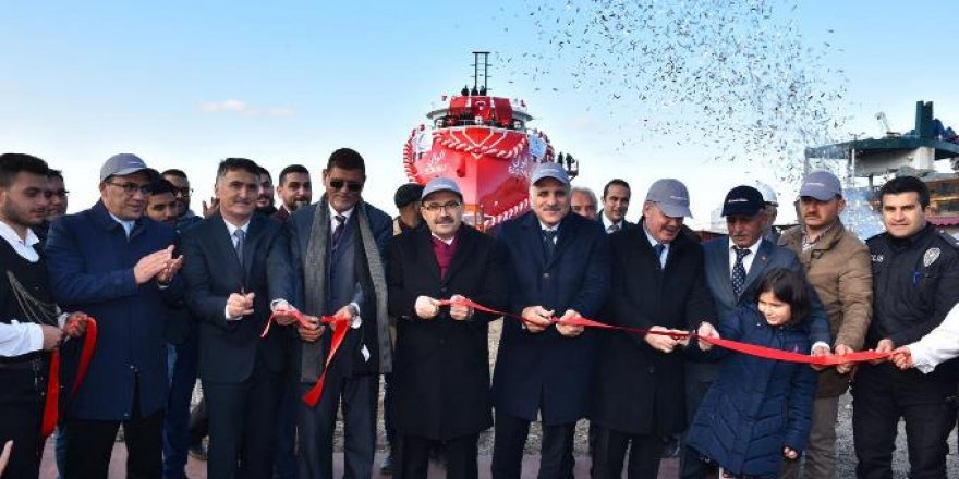 Trabzon'dan Fas'a balıkçı gemisi