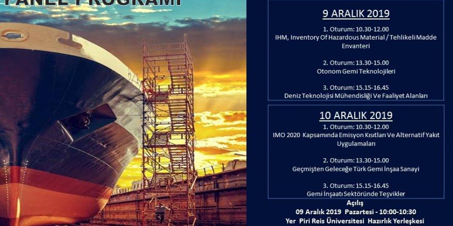 Gemi Mühendisliği Haftası Etkinlikleri