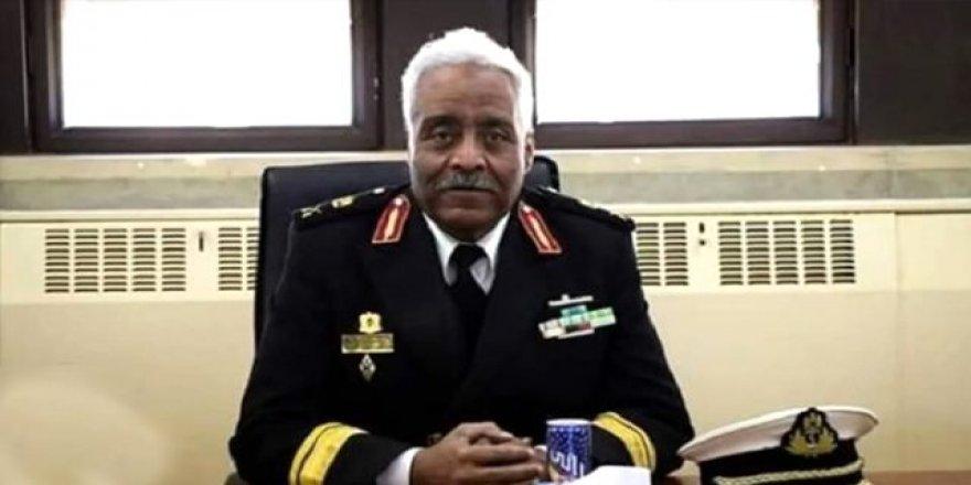 Hafter'in komutanı: Türk gemilerini batıracağım