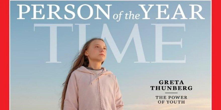 2019 yılın kişisi Greta Thunberg oldu