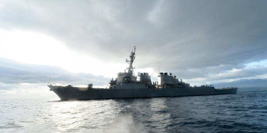 ABD savaş gemisi 8. kez Karadeniz'de