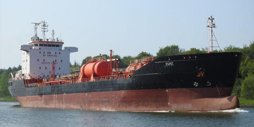 Batı Afrika'da kimyasal tanker kaçırıldı