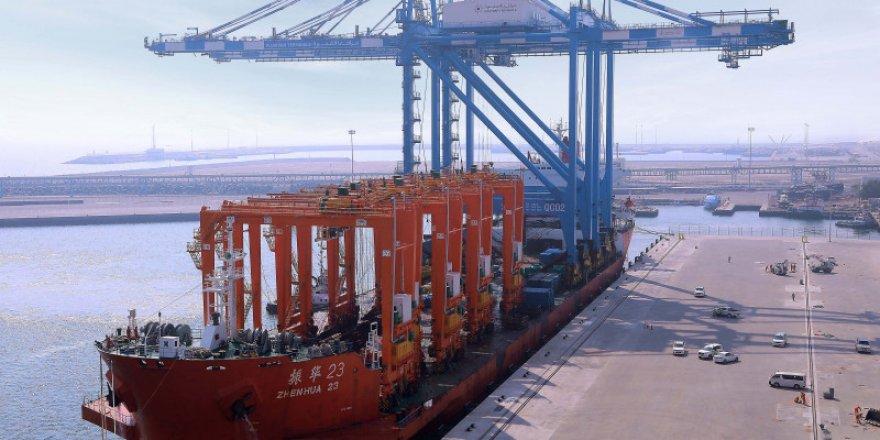 Fujairah Limanı daha da büyüyor