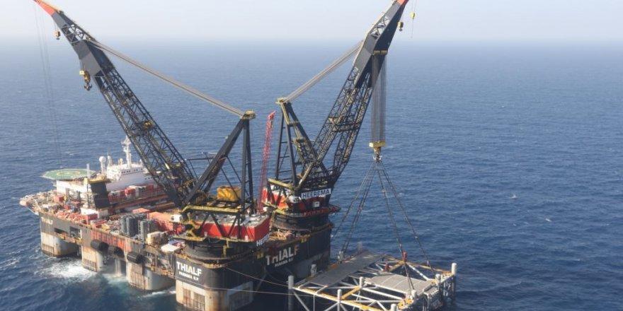 İsrail Mısır'a doğalgaz satacak