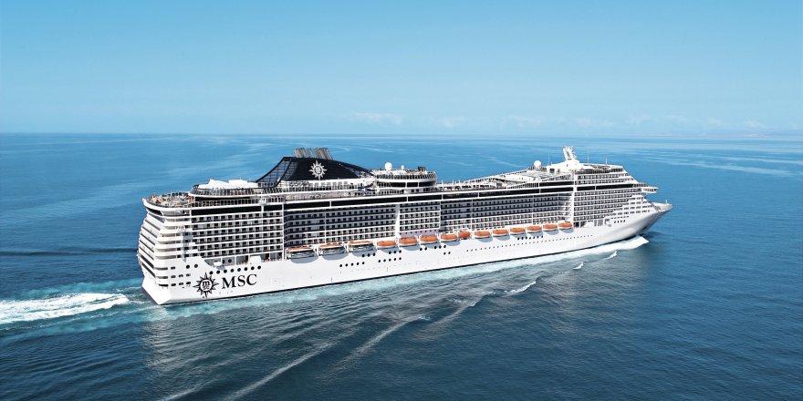 MSC Cruises Türkiye'ye dönüyor