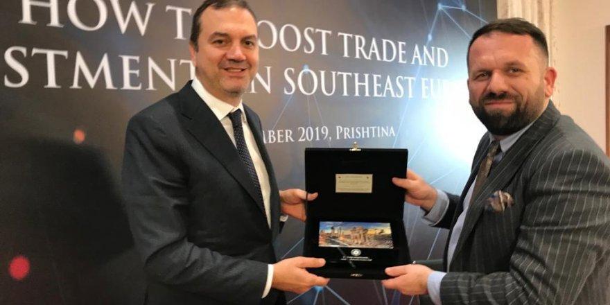 Kıran ,Güneydoğu Avrupa İşbirliği Süreci toplantısına katıldı