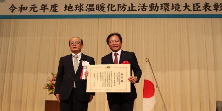 Nippon Paint'in LF-Sea Hull kaplamalarına ödül