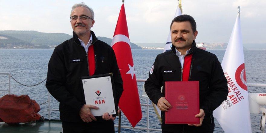 Dalış turizmi için tarihi imza atıldı