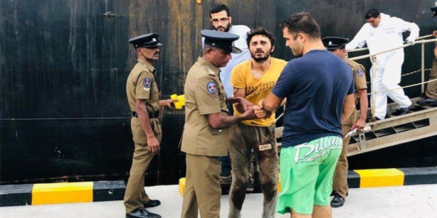 Kaptanın katili gözaltında