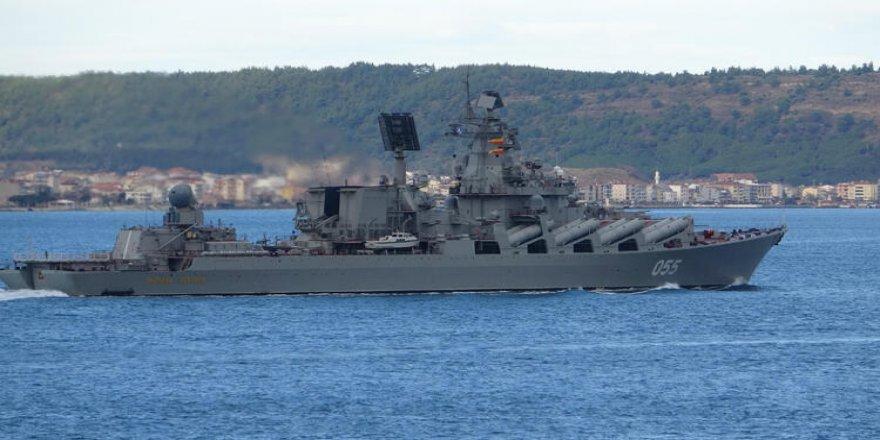 Mareşal Ustinov Marmara'ya açıldı