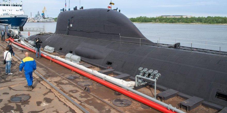 Rus donanmasına 4 yeni nükleer enerjili denizaltı