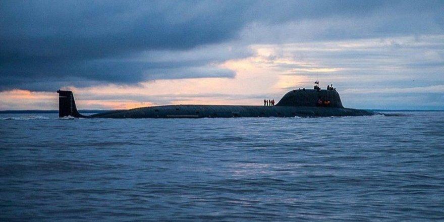 Rusya yeni bir nükleer denizaltıyı suya indirdi