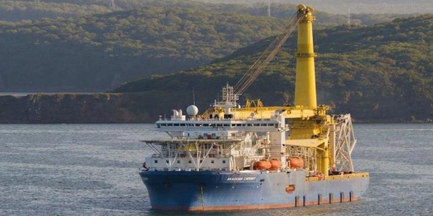 Rusya Kuzey Akım 2'de kendi gemisini kullanacak