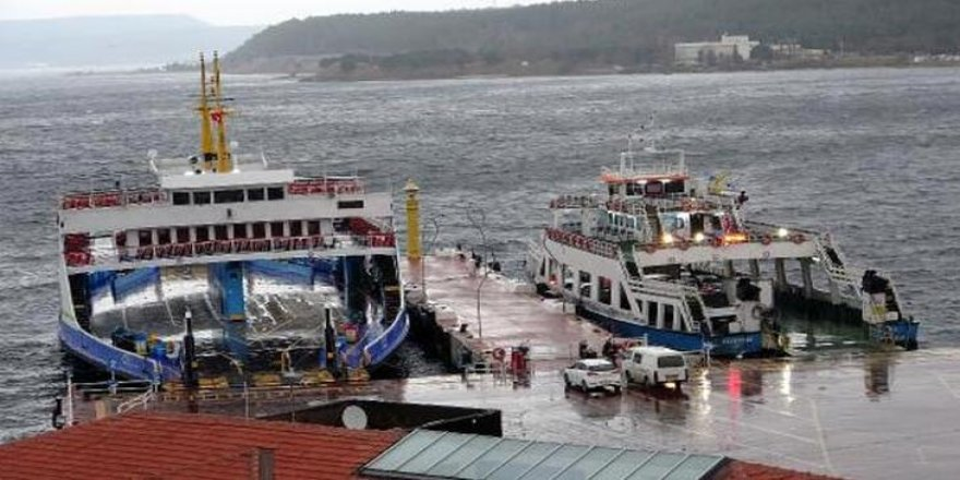Marmara ve Kuzey Ege'de ulaşıma poyraz engeli