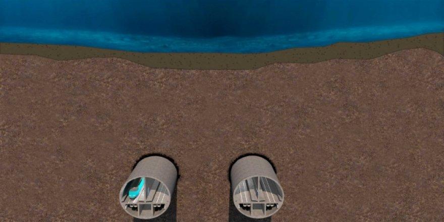 En uzun denizaltı demiryolu tüneli