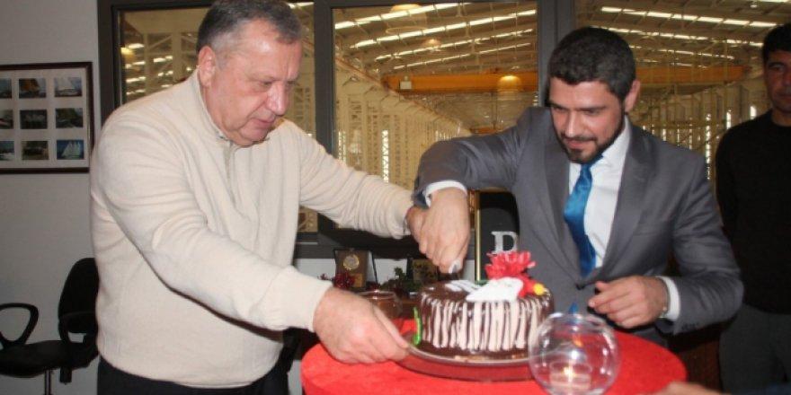 DSV Yatçılık'tan 15. yıl ve yeni yıl kutlaması