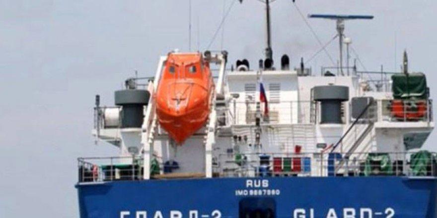 Rus tankeri ile Türk balıkçı teknesi çarpıştı