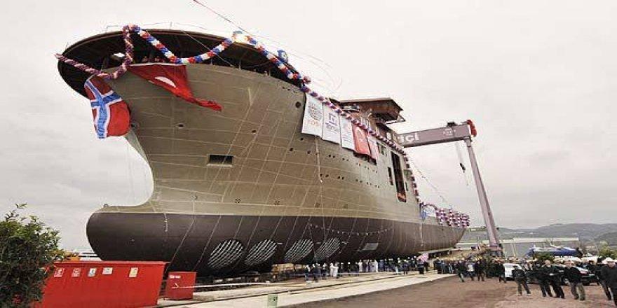 Norveç, Türk gemilerini tüketti