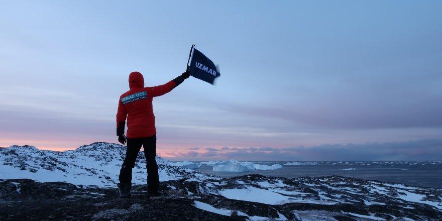 Kuzey Kutup'ta ilk Türk dalış ekibi!