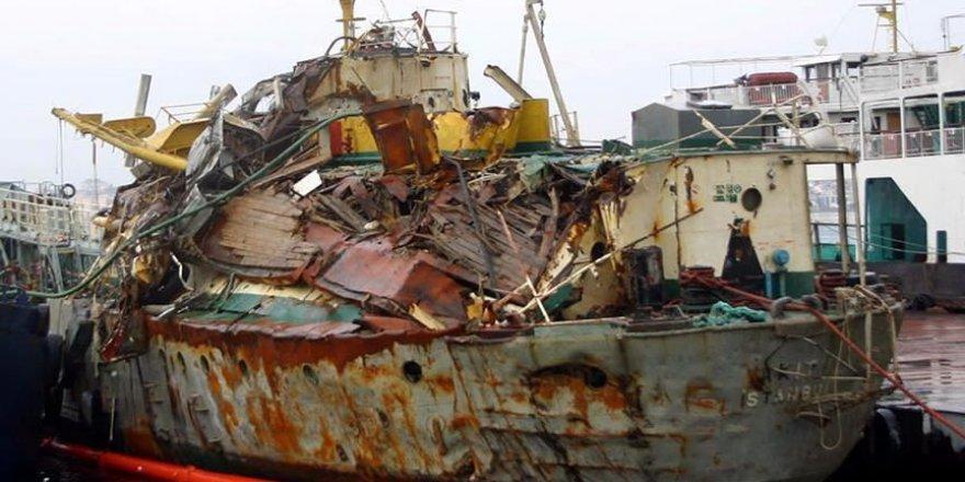 Hurda gemilerden ekonomik geri dönüşüm