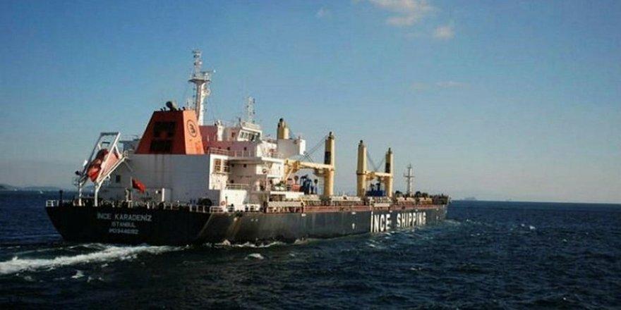 Ekşi'nin öldürüldüğü gemi İstanbul'da
