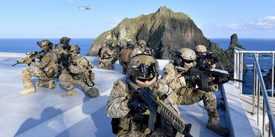 Hürmüz Boğazı'na Güney Kore'de asker gönderiyor