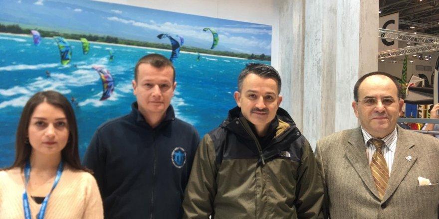 Avrupa'nın en büyük denizcilik fuarında Türkiye rüzgârı