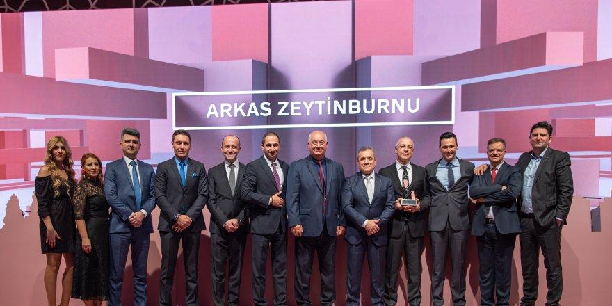 Arkas Otomotiv ve Volcar'a 4 ödül birden!
