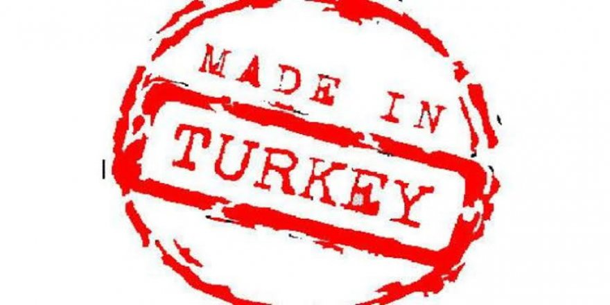 No Made in Turkey! Yes Made in 'Türkiye'