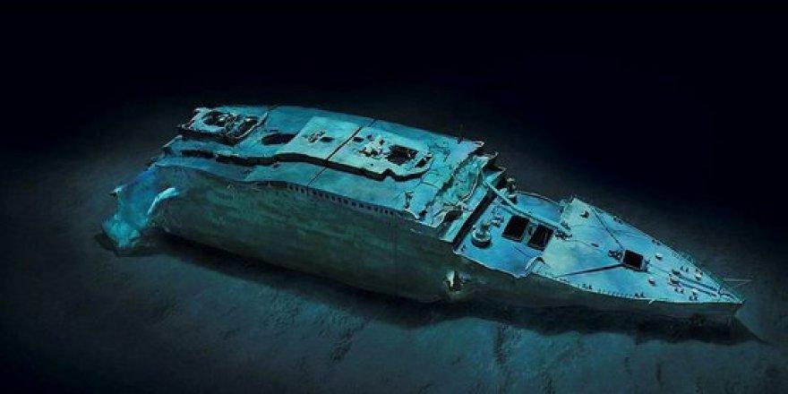 Titanik'in enkazı artık korunacak