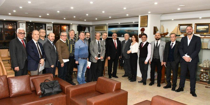 """Denizci STK'lar """"Kanal İstanbul"""" için bir araya geldi"""