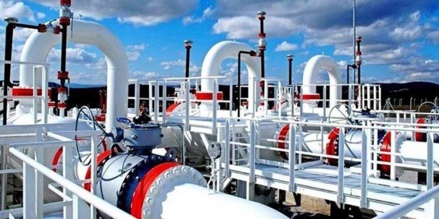 Türkiye'de doğalgaz ithalatı azaldı