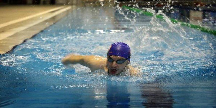Paralimpik milli yüzücüler 60 madalya kazandı