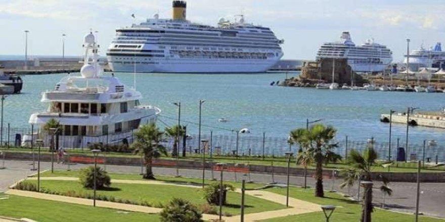 Cruise gemisi karantinaya alındı