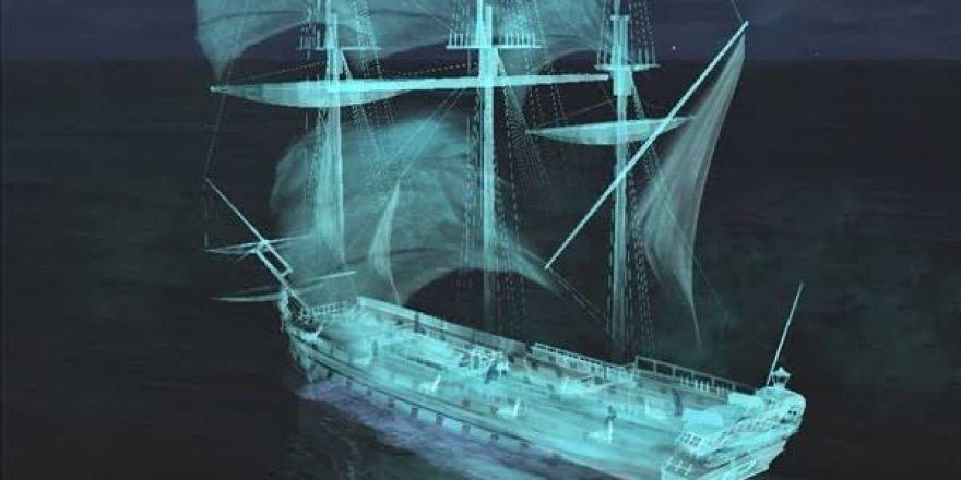 100 yıl önce Bermuda Şeytan Üçgeninde kaybolan gemi bulundu