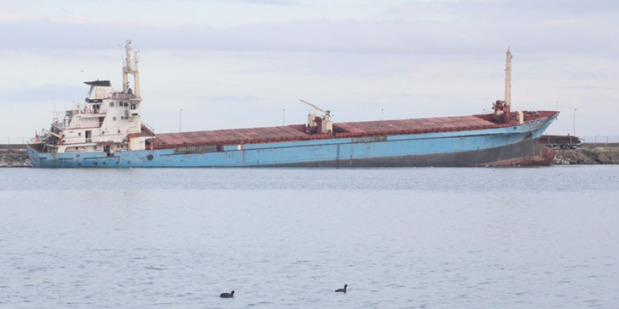 Karaya oturan gemi, Yargıtay kararını bekliyor