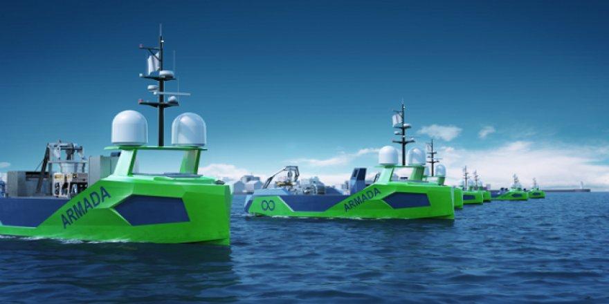 İnsansız araştırma gemi şirketi kuruldu
