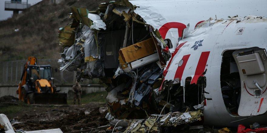 Pegasus'dan uçak kazası ile ilgili açıklama
