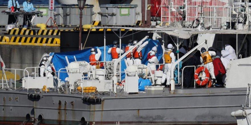 Karantinadaki gemide 20 kişi virüslü çıktı, Tayvan Çinlilerin girişini yasakladı