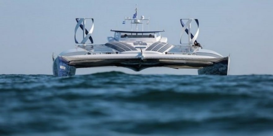 Hidrojen yakıtlı gemi denizlerdeki turuna başlıyor