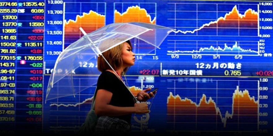 Virüs Çin'i değil, Asya piyasalarını geriledi